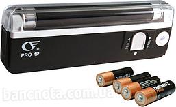 PRO 4P Портативный детектор валют