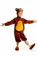Детский костюм Медведь, рост 110-120 см