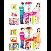 Детская кухня Kitchen 889-59-60 (свет, звук, вода)