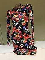 Платье с открытой спиной р. S/М.