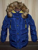 Куртка зимняя для мальчиков 140, 146 Венгрия