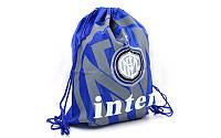 Рюкзак-мешок GA-1015-IN(1) INTER (PL, р-р 34х43см, синий)