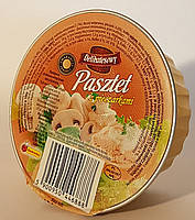 Паштет Delikatesowi Pasztet z pieczarkami (с грибами) Польша 130г