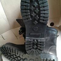 Берцы Скорпион зима кожа облегченки
