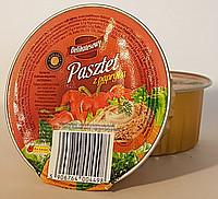 Паштет мясной Delikatesowi Pasztet с паприкой Польша 130г