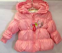 Демисезонная куртка для девочки 86-98( 1-3 лет), фото 1