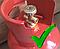 Безопасный баллон бытовой газовый металлический, фото 2