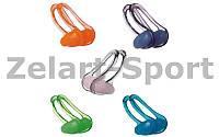 Зажим для носа в пластиковом футляре SPEEDO 8708120000 UNIVERSAL (пластик, силикон, цвета в ассорт.)