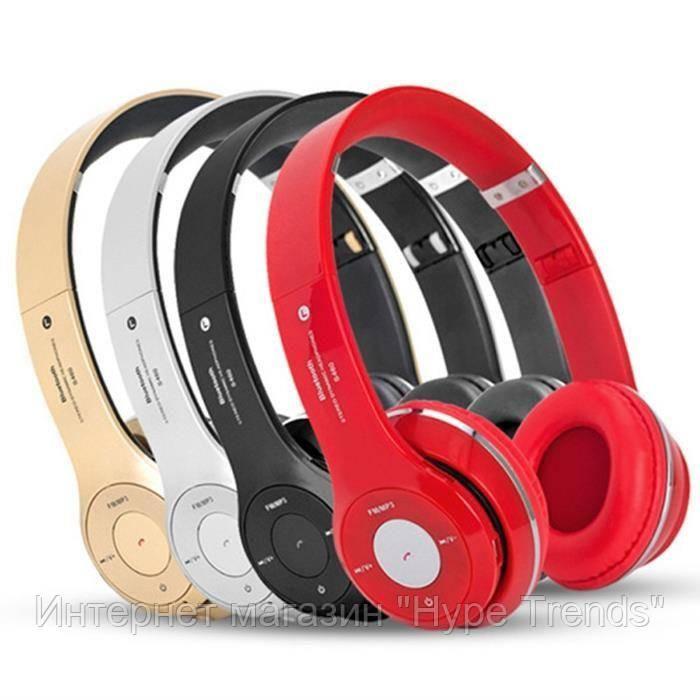 Наушники со встроенным плеером Beats Solo HD Bluetooth S460