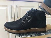 Зимние тёплые ботинки Columbua