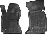 Передние коврики для Audi А-4 (B5) 1994-2000 г., Avto-gumm (Автогум) полиуретан