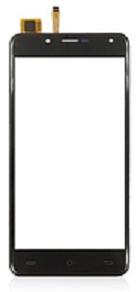 Тачскрин Cubot Rainbow 2 black/gold/white сенсор для телефона