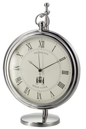 Стильные Часы настольные Dalvey Sedan Clock D00642
