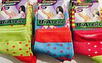 Шкарпетки дитячі демісезонні дівчинка ВиАтекс розмір 20(32-34) асорті, фото 1