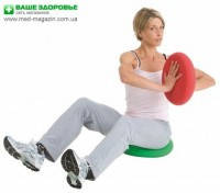 "Подушка для тренировок Togu ""Dynair ball cushion XL"",арт. 36 см"