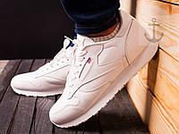 Мужские кроссовки Reebok Classic Leather (40, 41, 44 размеры)