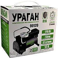 Автомобільний компресор URAGAN 90120