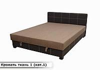 Кровать ткань 1