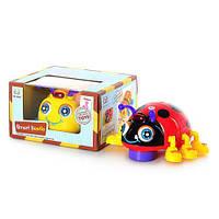"""Интерактивная игрушка Huile Toys """"Жук"""" (муз.+свет) (82721)"""