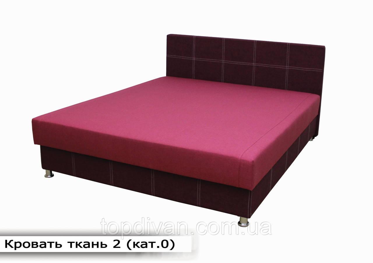 Ліжко 2 тканина