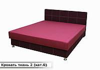 Кровать ткань 2