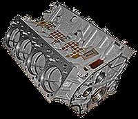 Блок цилиндров двигателя с коленвалом Евро / ОАО КамАЗ