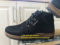 Мужские  зимние ботинки Columbia е7