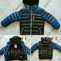 Зимняя куртка для мальчика. Тм Glo story (р.116 - р.134)