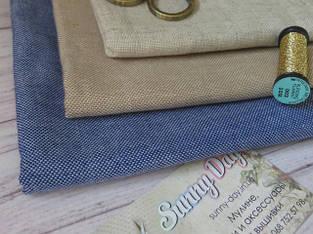 Ткани равномерного плетения (Украина)
