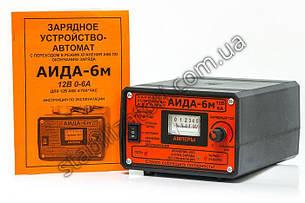 АЇДА-6м - автомобільний зарядний з ручним регулюванням струму, фото 2