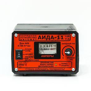 АИДА-11 - импульсное универсальное зарядное для автомобильных аккумуляторов, фото 2