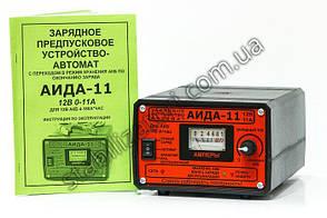 АИДА-11 - импульсное универсальное зарядное для автомобильных аккумуляторов, фото 3
