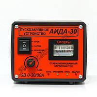 АИДА-30 - Мощное автомобильное зарядное устройство для акб 6-500 А/ч