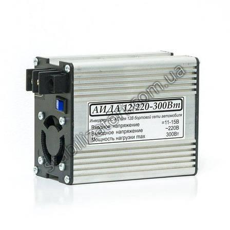 АИДА 12/220-300Вт - инвертор напряжения, фото 2