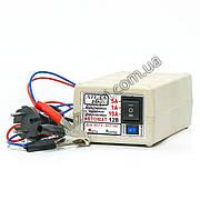 АИДА-10s с перекл гел/кисл - Зарядное для гелевых, мультигелевых, AGM, кислотных, аккумуляторов