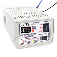 АИДА-10si - автомобильное зарядное, цифровая индикация, заряжает гелевые акб
