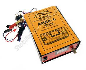 АИДА-6 - Качественное автомобильное зарядное - Сделано в Украине, фото 2