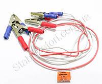 Провода прикуривания АИДА 500А медь 2,2 метра 6,0мм2