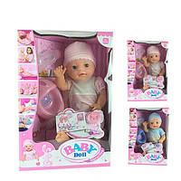 Пупс Baby Born Беби Борн (6 функций) YL1710B