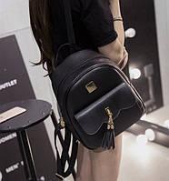 Женский городской рюкзак эко кожа