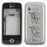 Корпус LG GS290 Silver