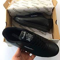Женские кроссовки в стиле Reebok Princess All Black (36 размер), фото 2
