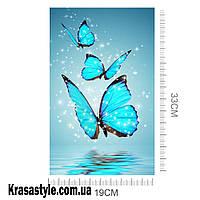 Алмазная вышивка Бабочки