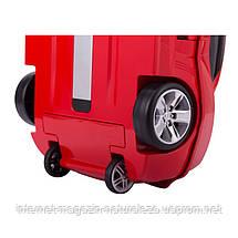 Детские чемоданы Hauptstadtkoffer Kinder Car красный, фото 3
