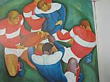 Спорт в советском изобразительном искусстве (б/у)., фото 10