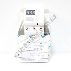 ZUBR D40t - реле контроля напряжения, с термозащитой, фото 2