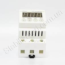 HS-Electro УКН-25с - реле контроля напряжения, фото 3