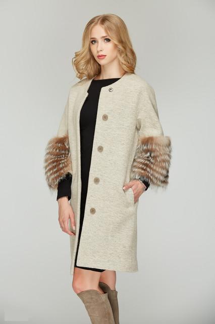 Демисезонные пальто. Коллекция Осень-2017