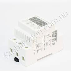 HS-Electro УКН-40с ( т ) - реле напряжения, с термозащитой, фото 2