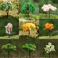 Миниатюрное искусственное дерево бонсай!